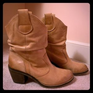 ALDO western boots
